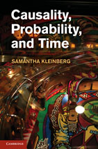 causality, probability, and time cover