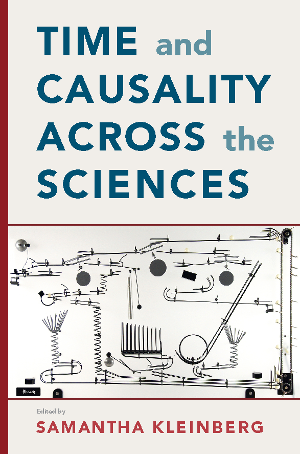 time and causality across the sciences cover